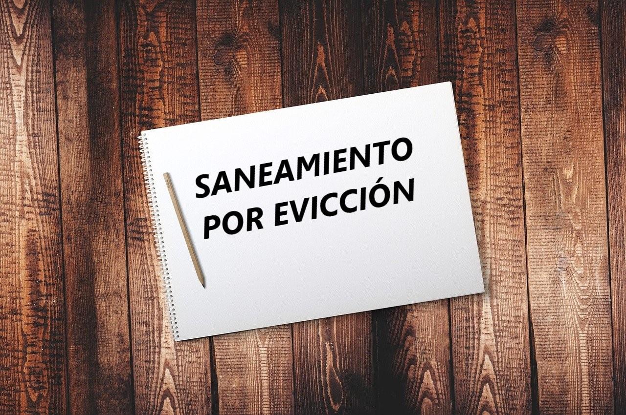 SANEAMIENTO POR EVICCION