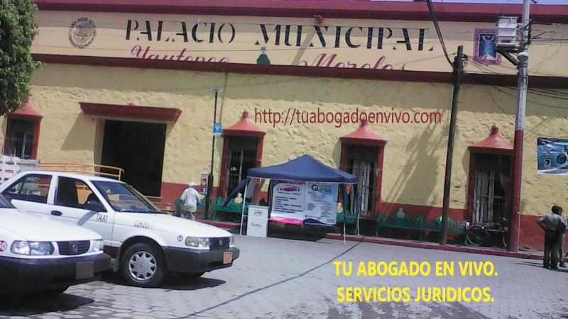 asesoria juridica yautepec