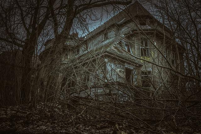 casa abandonada de herencia