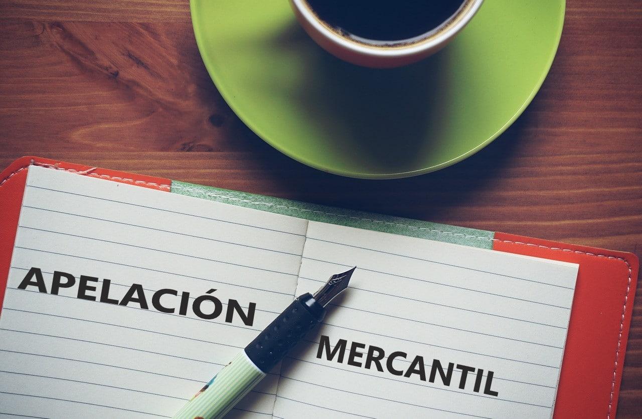 apelación mercantil